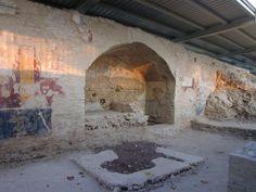 Urbisaglia - Criptoportico del tempio della Salus Augusta