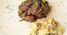 Asian Beef and Mushrooms  Delicious, soft and amazing, with a few simple steps, you can use a cheap cut and it will make a nice meal, so let's make this amazing dish.    http://nitakwa.blogspot.com/2016/03/asian-beef-and-mushrooms.html