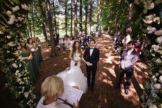 Heiraten inmitten der Bäume in der Nähe von Graz. Standesamtlich oder zeremoniell. Im kleinsten Kreis oder mit all euren Liebsten. Sag ja! Sag Ja, Dolores Park, Wedding, Travel, Outdoor, Getting Married, Graz, Pictures, Valentines Day Weddings
