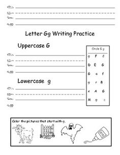 Letter Practice with Fundations Lines