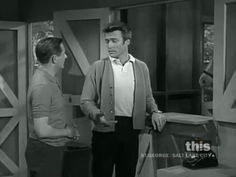 """Clint Eastwood on Mr. Ed in 1962 - the episode was titled """"Clint Eastwood Meets Mister Ed"""" when Mr. Ed set up a party line with his new neighbor Clint Eastwood, and caused all sorts of problems for Mr. Eastwood who already was a well known Western TV star"""