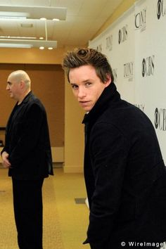 Actor Eddie Redmayne attends the 2010 Tony Awards Meet the Nominees press reception at The Millennium Broadway Hotel on May 5, 2010 in New York City.