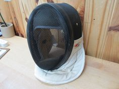 @fencinguniverse : 400N Triplette Fencing Mask  Size Medium  $24.99 (0 Bids) End Date: Sunday Sep-20-2015 14 http://aafa.me/1W2pSY4 http://aafa.me/1iwlket