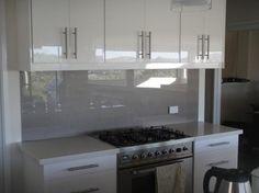 Image result for contemporary kitchen splashback ideas