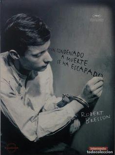 Un condenado a muerte se ha escapado (Robert Bresson, Robert Bresson, Fictional Characters, Death, Movies, Fantasy Characters