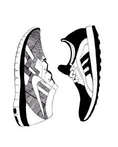 #SneakerThursday #10 Nike vs adidas...hit the streets and run your city!