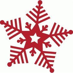 Silhouette Design Store - Search Designs : snowflake