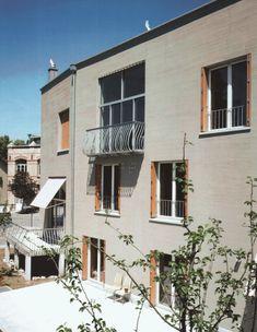 Knapkiewicz & Fickert - Wohnhaus Wiesenstrasse, Zürich  2005