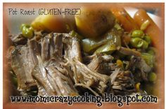 MOMS CRAZY COOKING: Crock-Pot Beef Pot Roast (GLUTEN-FREE & DAIRY-FREE)