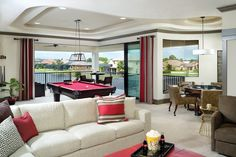 #ARHomes Luxury Custom Home Photo of Model Miramar 1223: Click to view other models at www.ArthurRutenbergHomes.com