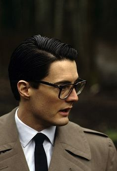 Special Agent Dale Cooper.