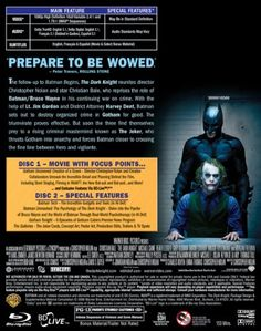 The Dark Knight (+ BD Live) [Blu-ray] - http://www.highdefinitiondvdstore.com/dvd-free-shipping-on-high-definition-dvds-and-movies/the-dark-knight-bd-live-blu-ray/