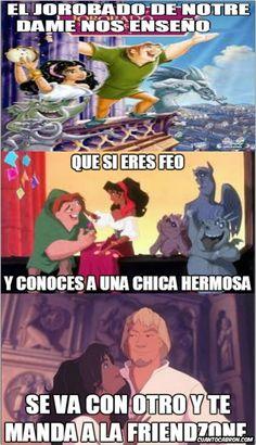 Gracias por tus grandes lecciones, Disney.