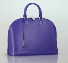 Louis Vuitton Alma PM with eppi leather. This is my bag