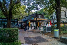 Landtmann's Jausen Station Idylle (c) stadtbekannt.at Frühstücken im Park Die schönsten Frühstückslokale in Wiener Parks!