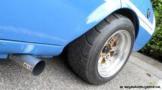 Renault 12 gordini rare