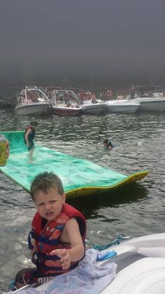 Water Fun, Lake time! floating water mat, Aqua Lily Pad Distributor Oklahoma  Hitch It Trailer Sales, Trailer Parts, Service & Truck Accessories in Broken Arrow OK www.HitchItBA.com www.facebook.com/HitchIt 918-286-7900