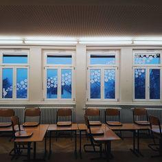 """Gefällt 268 Mal, 20 Kommentare - @madame_hasehase auf Instagram: """"Ich bin ganz verliebt in unsere neue Fensterdeko. Schlicht, wirkungsvoll, schnell gemacht und noch…"""""""