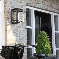 Moderne Wandleuchte Vecht Schwarz - New Ideas Outside Lighting Ideas, Outdoor Sconces, Outdoor Decor, Outdoor Lamps, Outdoor Ideas, Low Voltage Outdoor Lighting, Exterior Wall Light, Modern Wall Lights, Outdoor Projects