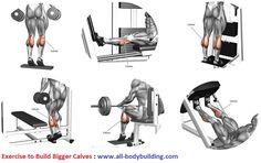 Exercise to Build Bigger Calves Men's Super Hero Shirts, Women's Super Hero Shirts, Leggings, Gadgets