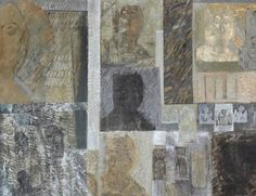 Church Interior with Votive Figures Your Paintings, Landscape Paintings, Church Interior, Collage Art Mixed Media, Beneath The Surface, National Portrait Gallery, Art Uk, Figurative Art, Victoria