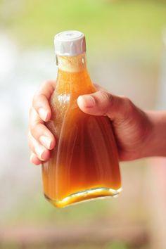 Homemade Jackfruit Honey -- wow, I never knew that we can make honey out of jackfruit.