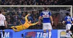 Sampdorias 4. sejr på stribe mod Inter!