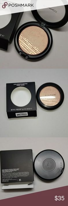 MAC Beaming Blush MAC Beaming Blush  extra dimension skinfinish. Georgeous color. New with box never tested or used. Direct from MAC cosmetics. MAC Cosmetics Makeup