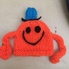 Innocent Smoothies Big Knit Hat Patterns - Mr Tickle