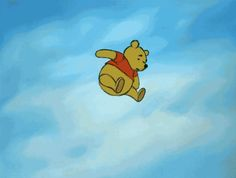 Signs You and Your BFF Are Christopher Robin and Winnie the Pooh  The one that never fails to catch when i fall.