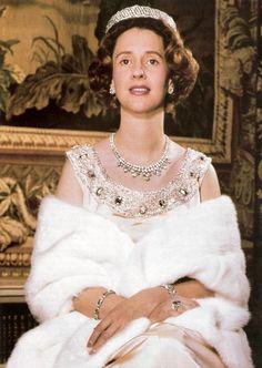 Miss Honoria Glossop via carolathhabsburg:  Queen Fabiola of Belgium