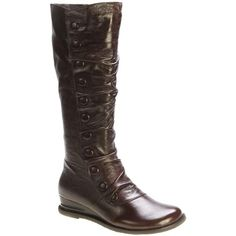 """Miz Mooz makes the most comfortable boots ever! My favorite this year - """"Bloom"""""""