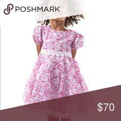 Girls pink floral lace dress NWT BOUTIQUE 3T 5T 6X Girls pink floral lace dress NWT BOUTIQUE 3T 5T 6X larisa Dresses