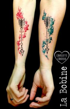 22 Popular Arrow Tattoo Designs and Meaning