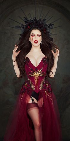 'Morgana' Threnody In Velvet