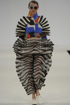 FASHION GRADUATE COLLECTIONS 2012