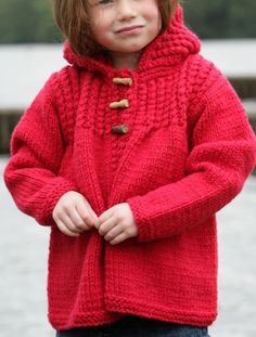 Knitting For Kids, Baby Knitting, Free Knitting, Knitting Patterns, Knitting Projects, Hooded Scarf Pattern, Hoodie Pattern, Chanel Cruise, Stella Mccartney Adidas