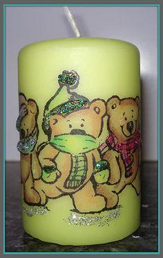 Dal calore al colore: rilievi bizzarri e divertenti sulle candele!