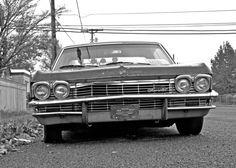 '65 Impala Framed Art Print by Vorona Photography   Society6