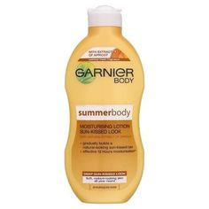 Garnier  SummerBody: rated 4.0 out of 5 on MakeupAlley.  See 63 member reviews,  ingredients and photo.