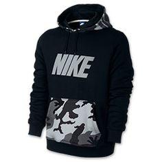 Men s Nike Woodland Camo Hoodie d2a3a4eb706f