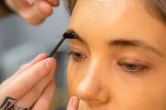 Pin for Later: Tinker Bell Gets a Punked-Out Makeover For Halloween Bad-Girl Brows