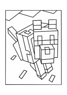 minecraft coloring page coloring picture steve and skeleton illustrations pinterest. Black Bedroom Furniture Sets. Home Design Ideas