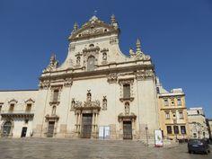 """""""Chiesa Madre dei Santi Pietro e Paolo"""", Galatina Puglia Italia (Luglio)"""