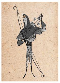 Art of Nikolas Ilic: Creed