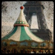 circus tent in paris