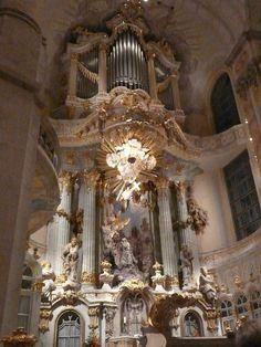 Dresden (xjr) Tags: dresden altar frauenkirche