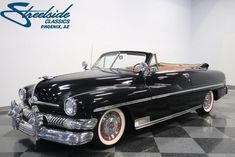 Classic Motors For Sale has classic cars for sale plus a selection of vintage cars from dealers and auctions in UK, US, and Europe. Lincoln Motor Company, Ford Motor Company, Classic Motors, Classic Cars, 1954 Chevy Bel Air, Vintage Cars, Antique Cars, Edsel Ford, Mercury Cars