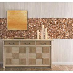 Mosaic Tile - DC Fix - Self Stick Vinyl. A great example of using vinyl to… Adhesive Tiles, Adhesive Vinyl, Sticky Vinyl, Dc Fix, Sticky Back Plastic, Window Film, Decoration Design, Used Vinyl, Mosaic Designs