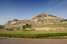 Castillo de San Felipe de Barajas - Fortificaciones - Cartagena de Indias, Colombia Naval, Monument Valley, 1, Journey, City, Nature, Spanish, Ear, War